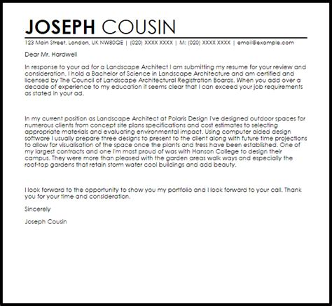 naval architect cover letter examples