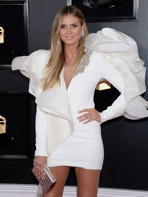 Heidi Klum Grammy Awards