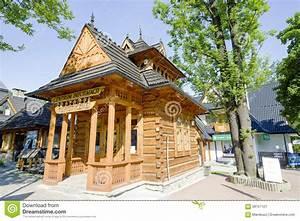 Holzhaus Preise Polen : pocztowka kleines holzhaus in zakopane redaktionelles ~ Watch28wear.com Haus und Dekorationen