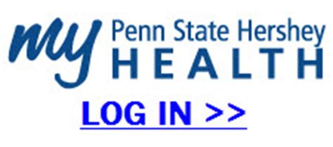 penn state it service desk using my health features penn state hershey