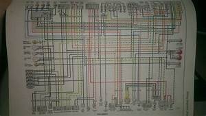 Need Wiring Diagram For 1997 Gsxr 600  Needs To Have White