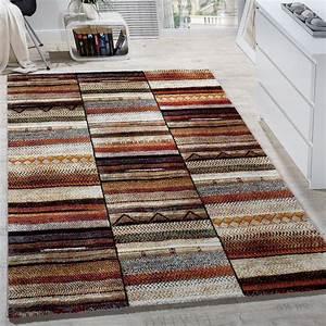 Türkische Teppiche Modern : designer teppiche modern loribaft design gemustert teppich bunt beige meliert wohn und ~ Markanthonyermac.com Haus und Dekorationen