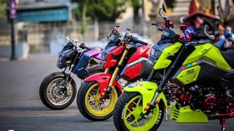 Modified Bikes Honda by Honda Msx 125 Top Speed Modified Bikes Honda Club Family