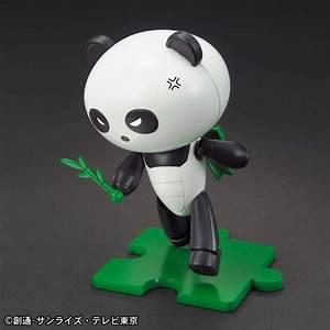 GUNDAM GUY: HGPG Puchi'Guy Panda - Release Info