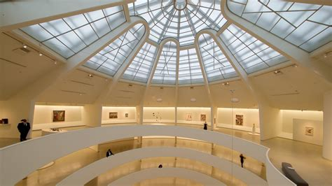 Solomon R Guggenheim Museum Pictures View Photos