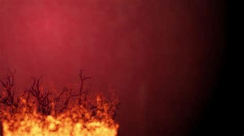 burning bush background loop videosworship sermonspice