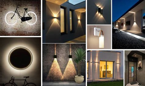 outside wall lighting ideas 7 outdoor wall lights ideas everyone will like homes in