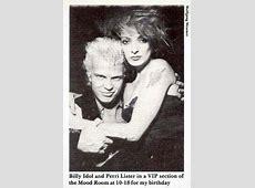 Billy Idol & Linda Mathis Bonnie Blue OFFSPRING