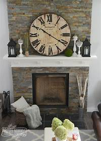 excellent rustic mantel decoration ideas Our Vintage Industrial Fall Mantel | mantels and rooms | Farmhouse mantel, Fireplace mantels ...