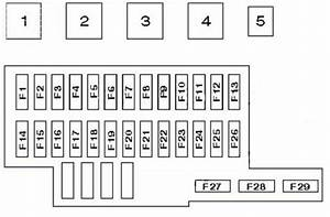 1997 Nissan 200sx Fuse Box Diagram