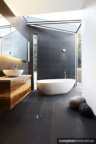 Modern Bathroom Designs Ireland by Glass Bathroom In The Yellingbo House As Featured In Grand