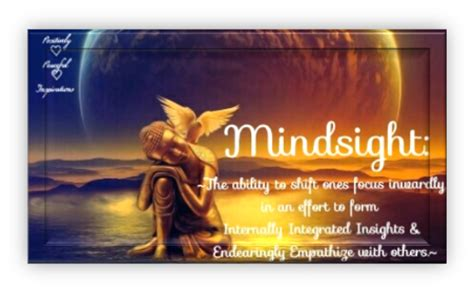 mindsight definition meaning positive words research