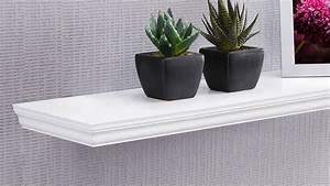 Wandboard Weiß 60 Cm : wandboard landwood wandregal in wei mit 1 ablage 90 cm landhausstil ~ Bigdaddyawards.com Haus und Dekorationen