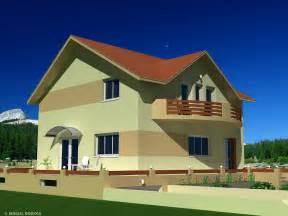 Proiecte de casa cu mansarda