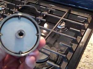 Samsung Gas Stove Knob Crack 1 YouTube