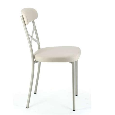 but chaises de cuisine chaise de cuisine calia 4 pieds tables chaises et