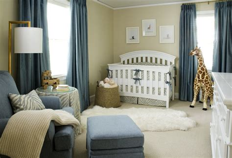 Chic And Sophisticated Boy's Nursery  Project Nursery