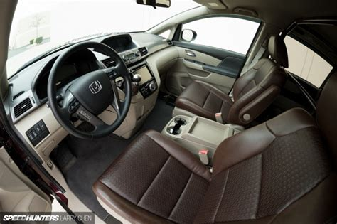 bisimoto odyssey interior burnouts for all the family the 1029hp minivan speedhunters