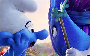 Smurfs The Lost Village Hefty Smurf Wallpapers | HD ...