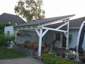 Terrassenuberdachung aus holz for Terrassenüberdachung holz günstig
