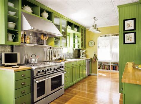 gorgeous green kitchen cabinet ideas
