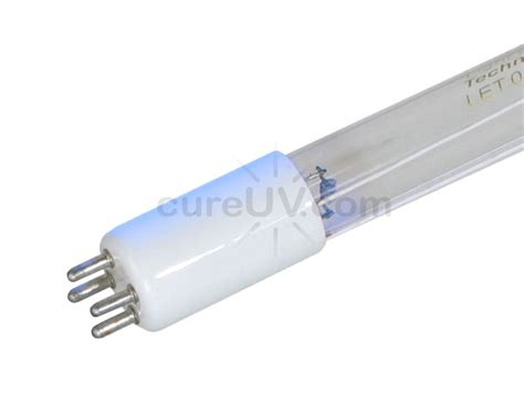 second wind f1000 uv light bulb for germicidal air treatment