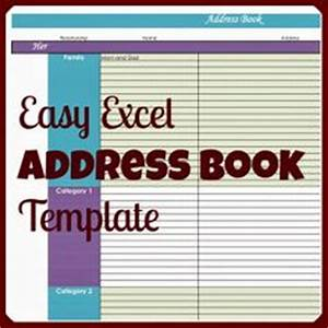 1000 images about fonts templates printables on With electronic address book template