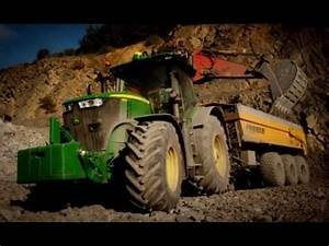 John Deere 7r : john deere 7r serie trekkers in de groeve tractorflash youtube ~ Medecine-chirurgie-esthetiques.com Avis de Voitures