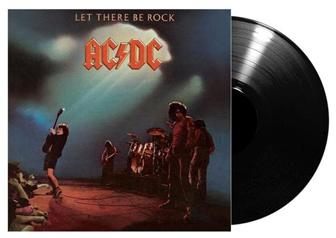 Let There Be Rock Reissue