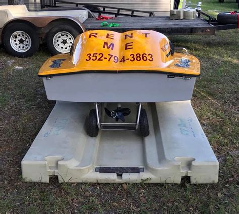 Crystal River Boat Rentals by Gofloat Of Crystal River Electric Boat Rental Home