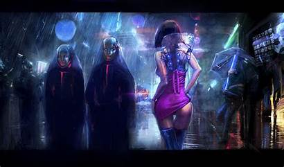 Cyberpunk 2077 Babinski Character Jacek Cyberbabe Aesthetic