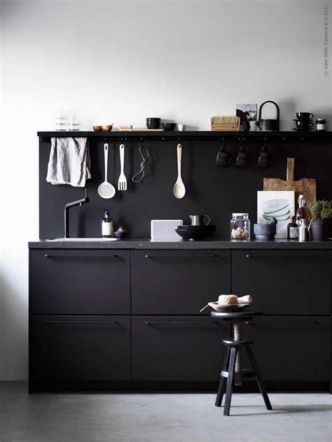 25+ Best Ideas About Black Ikea Kitchen On Pinterest