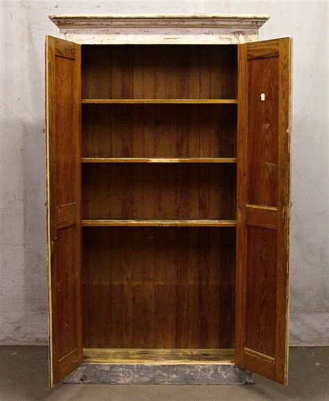 white wood stain cabinets distressed finish white wood cabinet olde good things