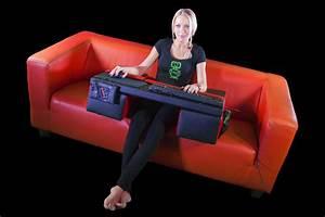 Pc Tisch Gamer : couchmaster pc gaming tisch f r couch erh ltlich news ~ A.2002-acura-tl-radio.info Haus und Dekorationen