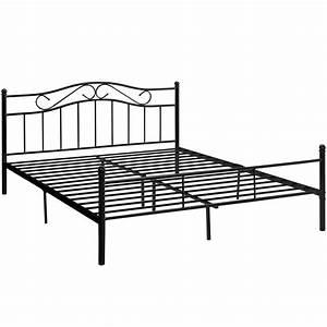 160 Oder 180 Bett : metallbett 140 160 180 200x200cm bett bettgestell doppelbett jugend ebay ~ Bigdaddyawards.com Haus und Dekorationen
