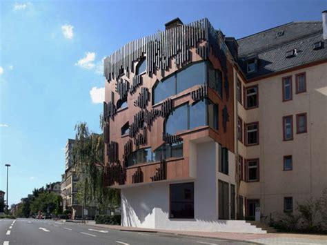 hans drexler architekt minihaus als nachverdichtung in frankfurt am