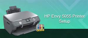 Hp Envy 5055 Setup Guide