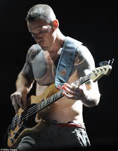 Rage Against the Machine Tim Commerford