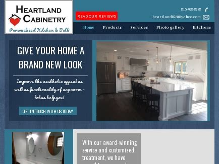 how to replace a kitchen backsplash unique kitchen and bath design heartland cabinetry 8878