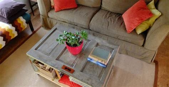 arredamento con materiali riciclati 10 tavolini da caffe fai da te in materiali riciclati