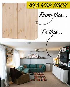 Ivar Ikea Hack : ikea ivar media center hack hannah bunker ~ Eleganceandgraceweddings.com Haus und Dekorationen
