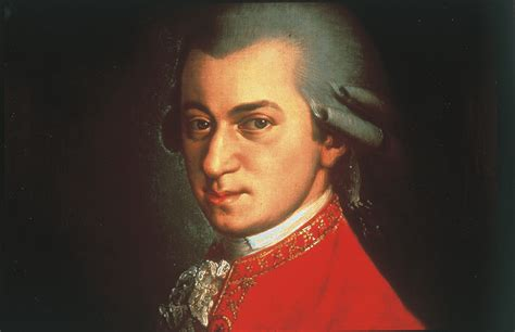 Wolfgang Amadeus Mozart Quotes