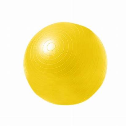 Ball Clipart Yellow Circle Cliparts Clip Yoga
