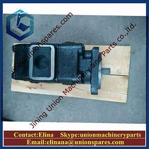 Parker D149283 Hydraulic Pump For Case Backhoe Loader