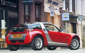 Smart Roadster Coupé : smart roadster coup review 2003 2007 parkers ~ Medecine-chirurgie-esthetiques.com Avis de Voitures