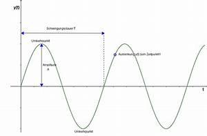 Koordinatensystem Berechnen : amplitude schwingungsdauer frequenz physik ~ Themetempest.com Abrechnung