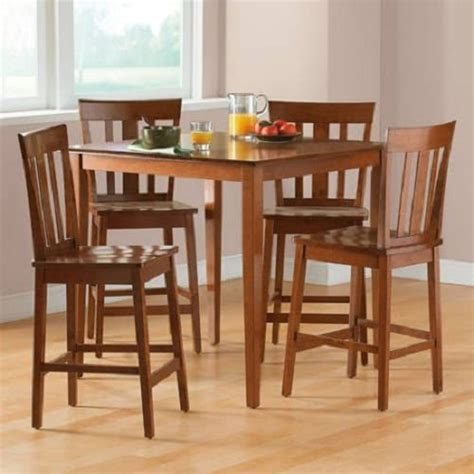 walmart glass dining room table 10 best walmart dining room tables and chairs to buy