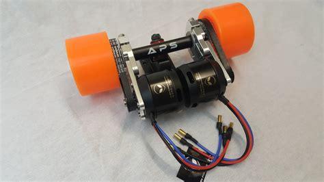 alien drive systems electric longboard diy kit mm motor