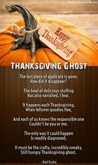 25 thanksgiving poems to wish him thankful poems
