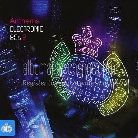 With the genre becoming popular in the late 1970s and 1980s, the following article is a list of notable synthpop acts, listed by the first letter in their name (not including articles such as a, an, or the). Album Art Exchange - Ministry of Sound: Anthems - Electronic 80s 2 by Various Artists - Album ...